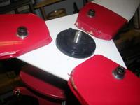 Name: DSCN3414.jpg Views: 93 Size: 46.0 KB Description: Plenty of thread, so went with the plastic spinner.