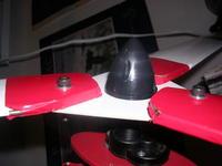 Name: DSCN3416.jpg Views: 86 Size: 45.1 KB Description: Spinner screws back on.