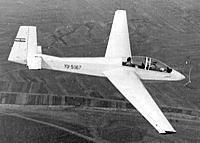 Name: CIRUS HS 62 u VOC-u-sm.jpg Views: 291 Size: 92.7 KB Description: CIRUS HS-62 prototype during flight testing