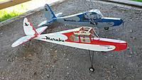 Name: 20150603_122631.jpg Views: 221 Size: 900.0 KB Description: Old and new Marabu. Rougly same decoration, yet different color choice.