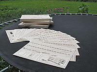 Name: IMG_0396.jpg Views: 203 Size: 955.5 KB Description: Kit consist 14 pieces of 3mm thick white poplar plywood of 40x60cm size.