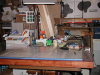 Name: P3070004.jpg Views: 1069 Size: 131.9 KB Description: Model assembly area in the front quarter of the other side of the basement
