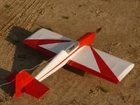 Name: Acro III finished.jpg Views: 456 Size: 117.5 KB Description: Third incarnation (fuselage) of the 33 inch Acro400