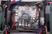 Name: 2013-02-15 CNC355 Power Board.jpg Views: 77 Size: 124.6 KB Description: Modified Power Board