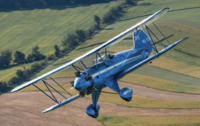 This IBA belongs to the Rolisson Family in Northern California and is the only actively flown A series.