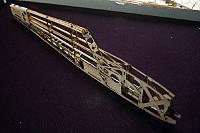 Built fuselage