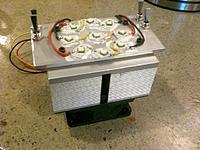 Name: headlamp_XMLS_02.jpg Views: 107 Size: 157.8 KB Description: nine Cree XM-L U2 emitters on three circuits of three LED's each