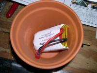 Lipo storage, fireproof safe, planting pots?? - RC Groups