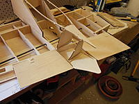 Name: Wing - R04.jpg Views: 111 Size: 182.6 KB Description: The Nacellw frame work siting in position