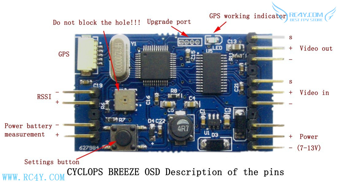 2013 new arrival Cyclops Breeze OSD V1 0 - RC Groups