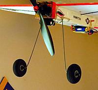 Name: Fig. 1. New Landing Gear 740.jpg Views: 8 Size: 386.0 KB Description: Fig. 1. New, larger landing gear.