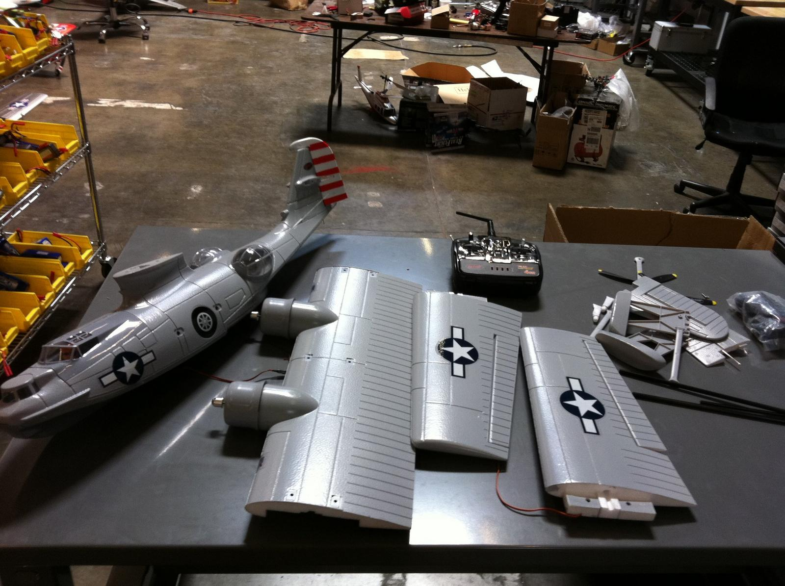 Dynam PBY Catalina Owners Thread  - RC Groups