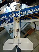Name: 2013-11-08 08.09.42.jpg Views: 85 Size: 934.1 KB Description: CFlte double on rudder/elevator. 1100mm,  AUW 2kg