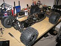 Name: IMG_6055.jpg Views: 111 Size: 124.5 KB Description: Diffs and shocks thrown on to get an idea of how she stands...