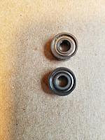 Name: 20190525_104838.jpg Views: 8 Size: 3.27 MB Description: New camshaft bearings ready to be installed.