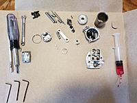 Name: 20190525_104512.jpg Views: 15 Size: 3.59 MB Description: All parts cleaned and ready for reassembly.
