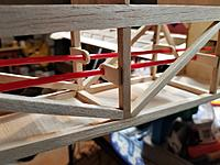 Name: 20190917_214005.jpg Views: 5 Size: 4.24 MB Description: Sullivan Golden Rod guides installed using the supplied ply mounts.  I also used some 1/4 X 1/4 triangle stock to secure.