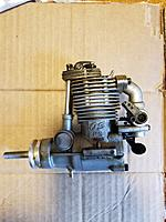 Name: 20190916_094511.jpg Views: 4 Size: 3.30 MB Description: What the engine looked like as I received it.  Valve cover off to check valve lash.