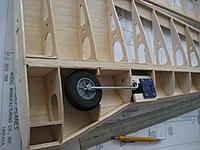 Name: IMG_0598.jpg Views: 241 Size: 168.5 KB Description: Rails are to wide for the wheels. So they will be trimmed.