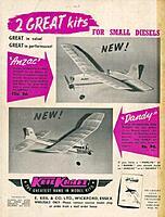 Name: AM ad.jpg Views: 443 Size: 140.0 KB Description: 1. Aeromodeller back cover ad, April 1955.