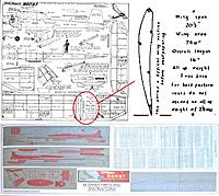 Name: composite.jpg Views: 475 Size: 120.6 KB Description: 2. Contents of plan package from Model Plans, with enlarged area showing specifications.