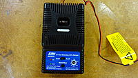 Name: DSC01609.jpg Views: 91 Size: 190.0 KB Description: eflite 3-4s balancing charger, came with my cz yak and never used it. It has alligator clips on it.