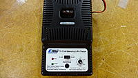Name: DSC01612.jpg Views: 78 Size: 208.2 KB Description: new eflite 2-3s balancing charger. This also has the alligator clips on it.