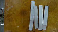 Name: DSC01624.jpg Views: 70 Size: 159.9 KB Description: 4 new sets of velcro from flitetest swappables.