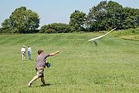 Name: 24-gavin-3.jpg Views: 81 Size: 133.8 KB Description: Gavin Trussell gets off another super launch