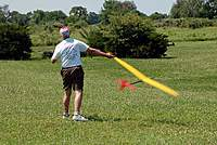 Name: 26-jerry-2.jpg Views: 76 Size: 140.2 KB Description: Another pic of Jerry Shape launching his Blaster 2