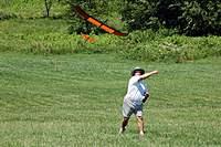 Name: 27-joe.jpg Views: 82 Size: 137.4 KB Description: Joe Mekina launching his Photon II
