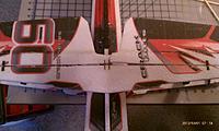 Name: IMAG0285.jpg Views: 105 Size: 166.1 KB Description: Top wing spar cut out.  (again)