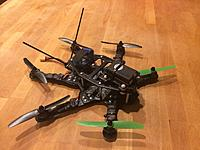 Name: IMG_6504.JPG Views: 64 Size: 469.6 KB Description: All put together. Ready for the maiden flight