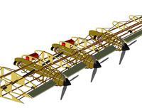 Name: B-36 wing  test 001.jpg Views: 1493 Size: 72.8 KB Description: