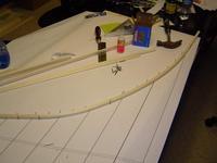 Name: B-36 V-tail 002.jpg Views: 1436 Size: 53.3 KB Description: Bending the wood