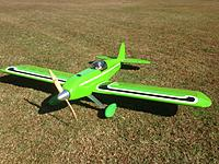 Great Planes Super Sportster 20 Glow to Electric - RC Groups