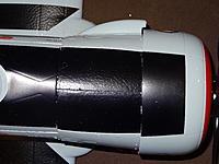 Name: DSC00313.jpg Views: 51 Size: 191.0 KB Description: Crooked cowling...Close up....