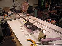 Name: DSCN0059.jpg Views: 72 Size: 534.8 KB Description: The taper is set by moving the core closer to or farther from the pivot point. Closer to the pivot the wider the taper. The closer to the truck the narrower the taper.