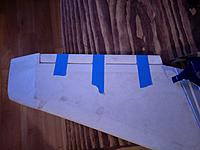 Name: IMAG0402.jpg Views: 8 Size: 2.51 MB Description: I tape right over the hinges while the glue dries.