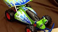 Name: RCcarTS.jpg Views: 71 Size: 7.9 KB Description: I started with the RC car from Toy Story and cut it up the make part of the top of the fuselage.