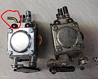 Walbro Carb PORT question  - RC Groups