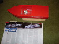 Name: HellKit01.jpg Views: 139 Size: 81.0 KB Description: Trial hull and Plan