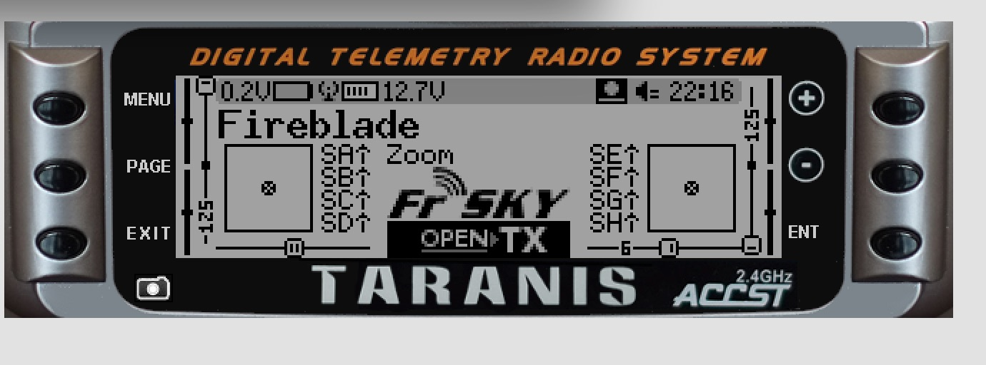 Discussion F3K program for Taranis QX7 and X9D with scripts