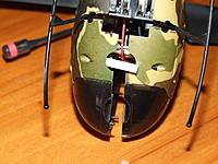 Name: DSCF0826.jpg Views: 96 Size: 177.9 KB Description: Spacer detail.