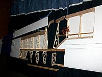 Name: 100_4430.JPG Views: 18 Size: 138.7 KB Description: New rib noses were cut, a new leading edge ply was fabricated, trailing edge pieces positioned to complete the puzzle