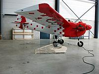 Name: 100_4635.JPG Views: 22 Size: 145.2 KB Description: I was lucky a real Nipper underwent maintenance in a hangar on our airfield of Zwartberg. OO-EFA was aquired by a friend in 2018 and is now based at Kiewit aerodrome close to my hometown.