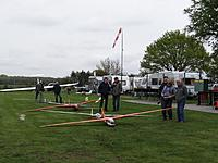 Name: odoorn199.jpg Views: 2 Size: 135.2 KB Description: typical BiGGS flight line close to the caravan park. My Foka being readied for towing on a chilly 2019 morning