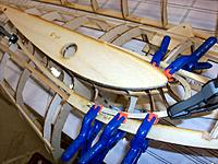 Name: 100_4811.JPG Views: 2 Size: 191.4 KB Description: Tedious work on the wing fillets, an overcapping vacu-formed fairing could have spared hours from the assembly.