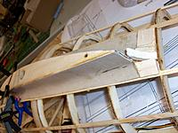 Name: 100_4828.JPG Views: 3 Size: 168.2 KB Description: The trailing-edge complex shape could only be made by sanding balsa blocks to flow along in all required planes