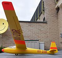 Name: all ready 7mar2014_31.jpg Views: 81 Size: 99.5 KB Description: Difficult to position letters on the bottom wing, aileron actuator being in a different spot.
